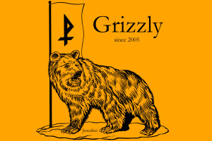grizzly-fahne
