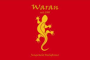 waran-fahne